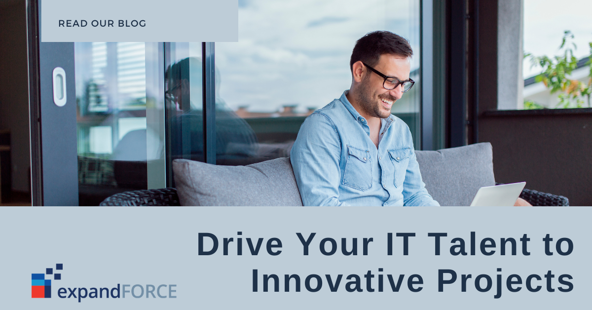 CloudShore Experts: Pivoting your IT talent to drive innovative projects