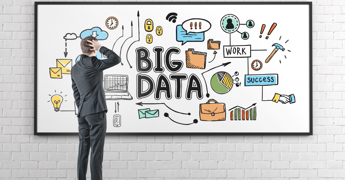 Big data is not just a fad. It is a business matter today and here to stay