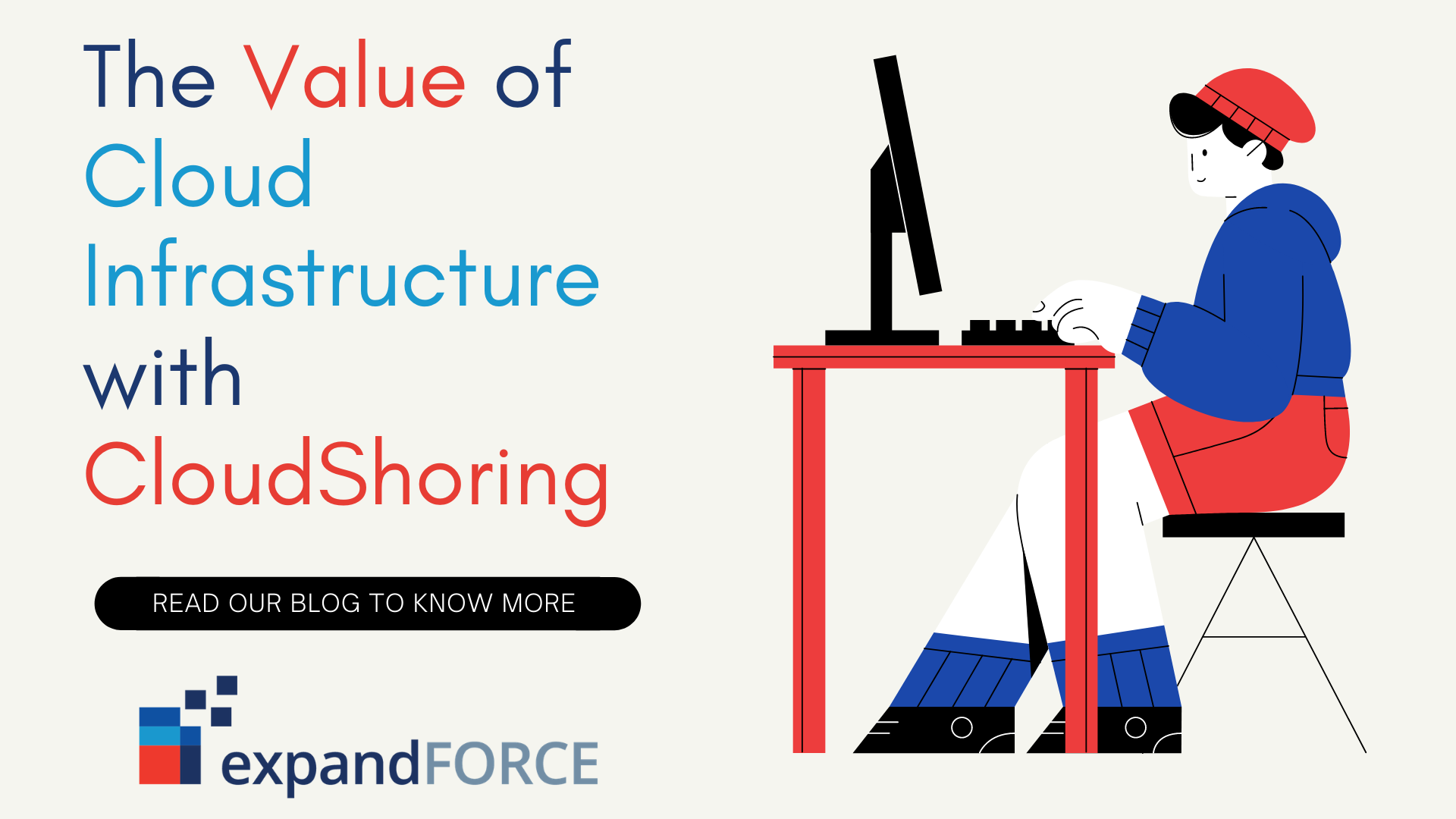 Enabling Customers Maximize the Value of Cloud Infrastructure with CloudShoring