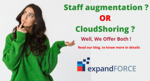 Staff Augmentation Vs CloudShoring