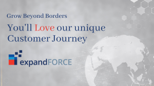 Grow beyond borders. Experience remarkable retention. You'll love our unique customer journey