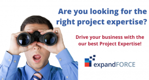 Find the Right Project Expertise with ExpandForce