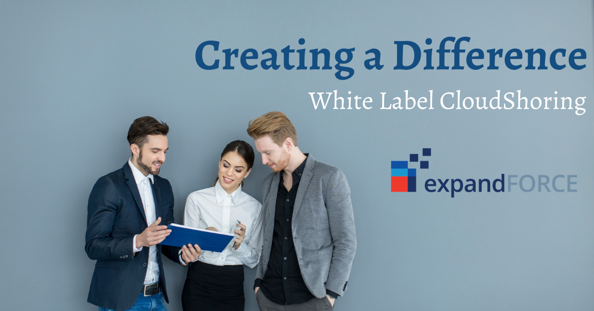 Redefining Enterprise Success with White Label CloudShoring