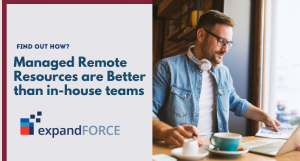 Managed Remote Resources More Productive Than in-house Teams – HOW?