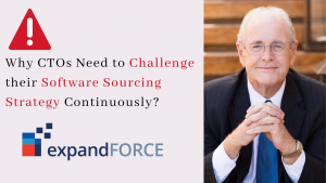 Warning Signs: Why CTOs Need to Challenge their Software Sourcing Strategy Continuously