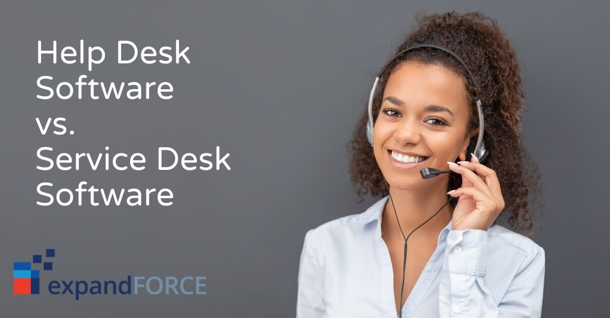 Difference Between Help Desk Software vs Service Desk Software?