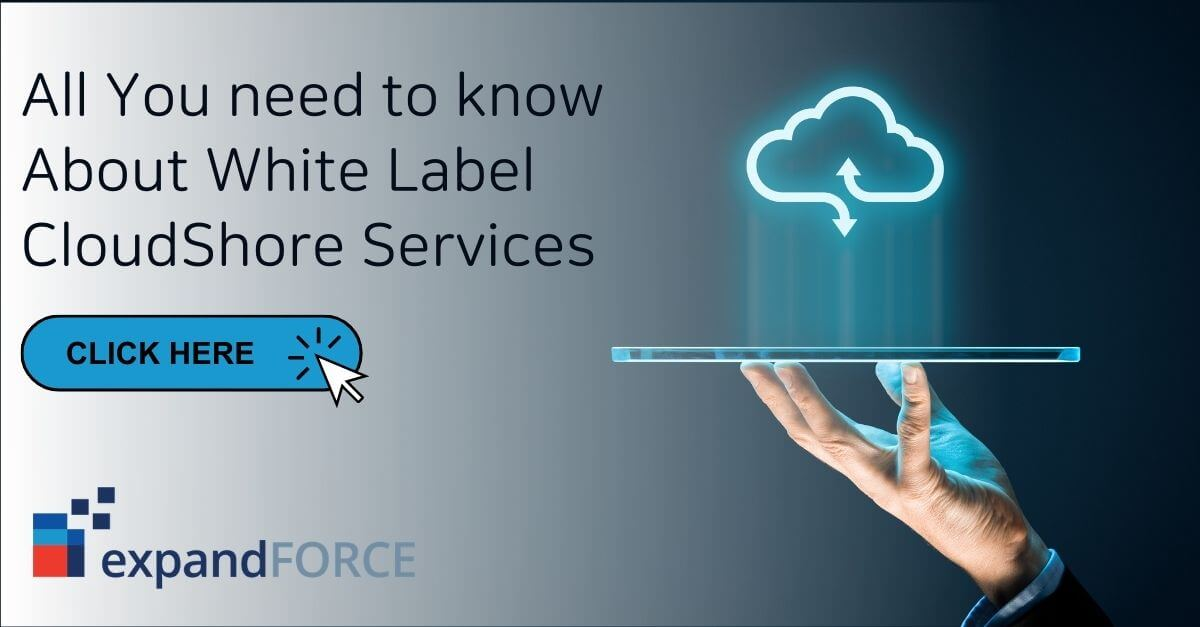 All You need to know About White Label CloudShore Services