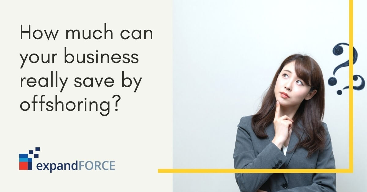 How much can your business really save by offshoring?