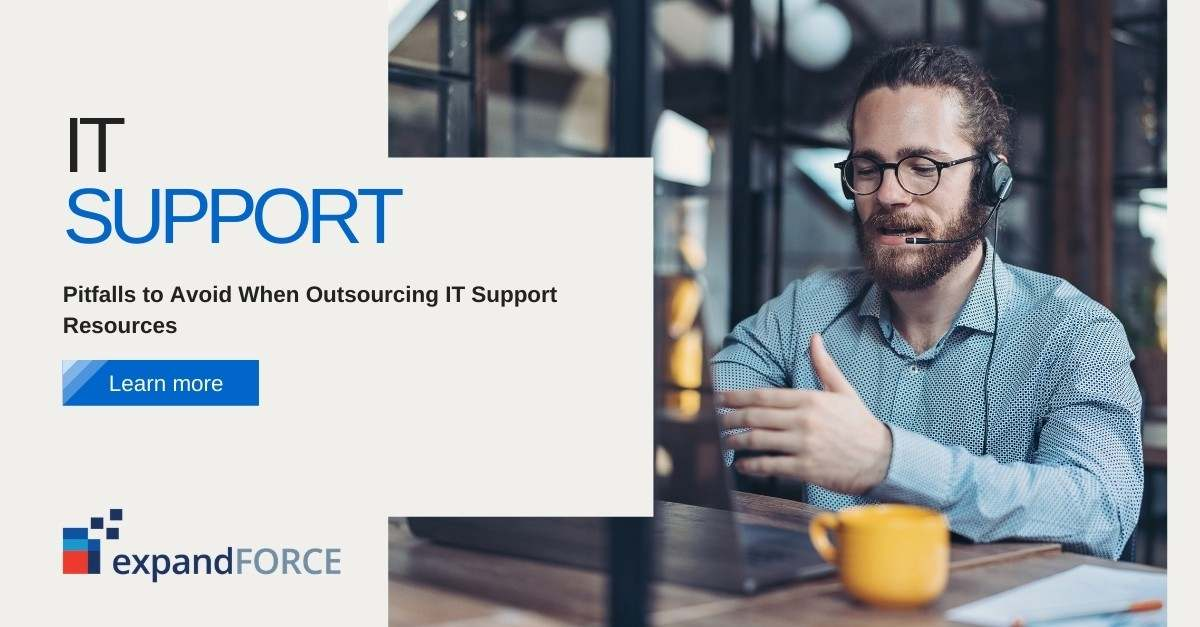 Pitfalls to Avoid When Outsourcing IT Support Resources