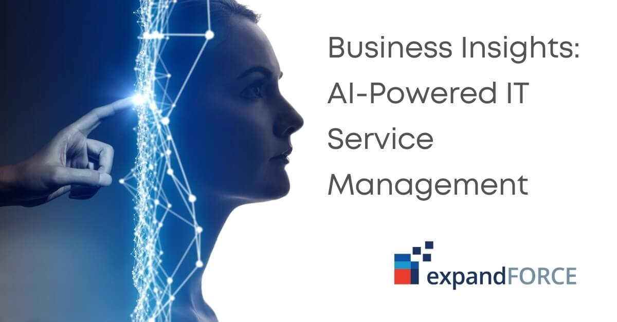Business Insights: AI-Powered IT Service Management