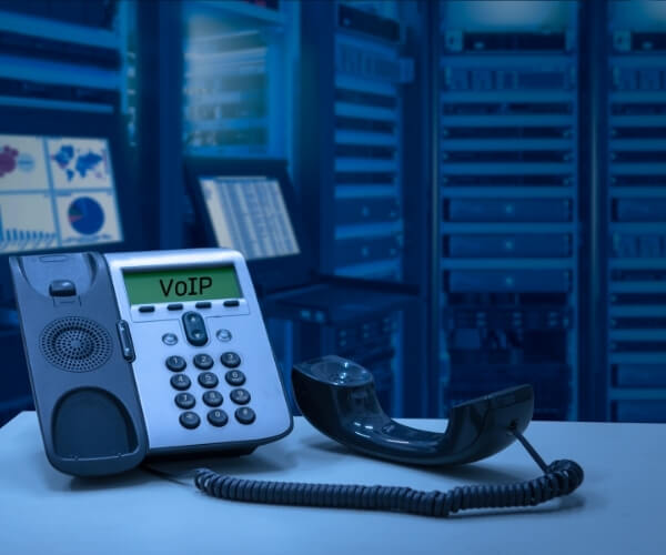 IVR and call forwarding