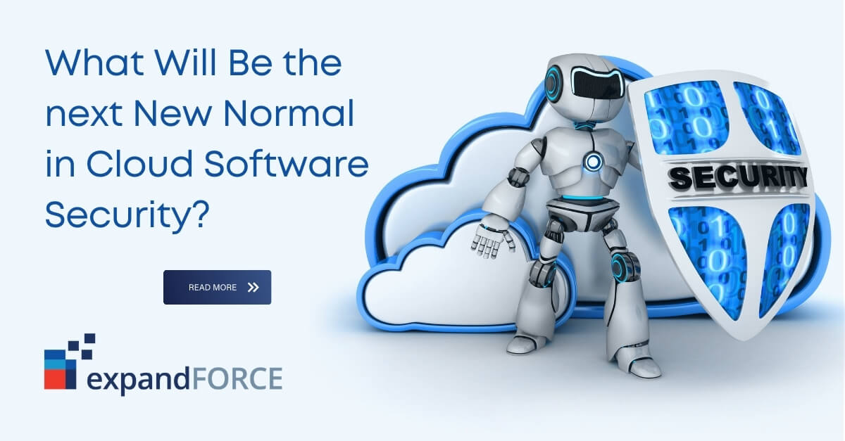 What Will Be the next New Normal in Cloud Software Security?
