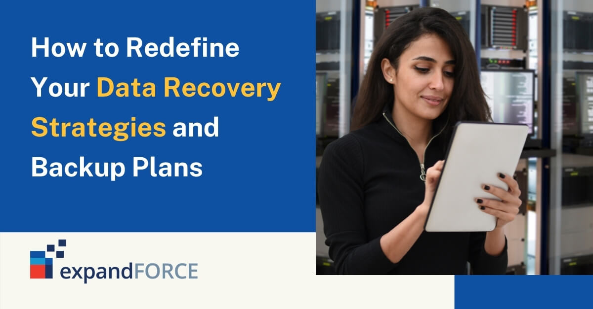 How to Redefine Your Data Recovery Strategies and Backup Plans in the WFH Scenario?